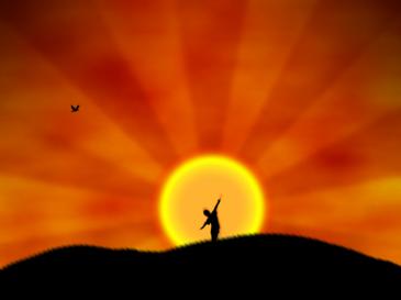 sun-rising